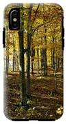 Forest Floor One IPhone X Tough Case
