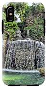 Fountains.  Tivoli. IPhone X Tough Case