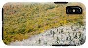 Franconia Notch State Park - White Mountains Nh Usa Autumn IPhone X Tough Case