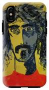 Frank Zappa IPhone X Tough Case