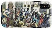 French Revolution, 1789 IPhone X Tough Case