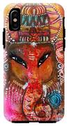 Ganesha IPhone X Tough Case