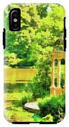 Gazebo By The Lake IPhone X Tough Case