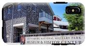 Gettysburg National Park Museum And Visitor Center IPhone X Tough Case