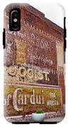 Ghost Signs In Radford Virginia IPhone X Tough Case