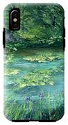 Giverny IPhone X Tough Case