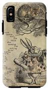 Go Ask Alice IPhone X Tough Case