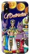 God Of Destruction IPhone X Tough Case