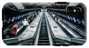 Going Underground IPhone X Tough Case