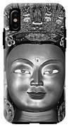 Golden Buddha Monochrome IPhone X Tough Case