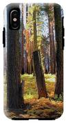Golden Forest Bed IPhone X Tough Case