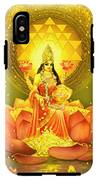 Golden Lakshmi IPhone X Tough Case