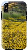 Goldfields And Grasses IPhone X Tough Case