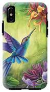 Good Luck - Honeysuckle IPhone X Tough Case