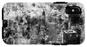 Gotham Castles IPhone X Tough Case
