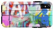 Graffiti 4 IPhone X Tough Case