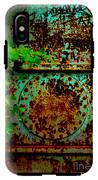 Graffiti In The Forest IPhone X Tough Case