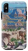 Grand Canyon  IPhone X Tough Case