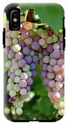 Grapes In Color  IPhone X Tough Case