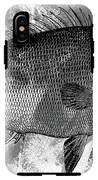 Gray Fish IPhone X Tough Case