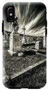 Great Orme Graveyard IPhone X Tough Case