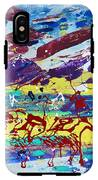 Green Pastures And Purple Mountains IPhone X Tough Case