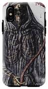 Grim Reaper Colored IPhone X Tough Case