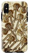 Guitar Echo Chamber IPhone X Tough Case