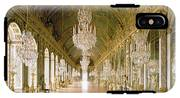 Hall Of Mirrors  The Galerie Des Glaces IPhone X Tough Case