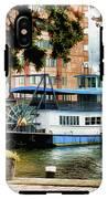 Harbor Park Ferry 5 IPhone X Tough Case