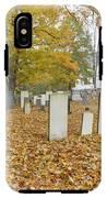 Hawke Meetinghouse - Danville New Hampshire IPhone X Tough Case