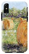 Hay Rolls IPhone X Tough Case