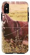 Hee Haw IPhone X Tough Case