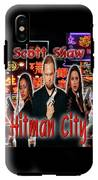Hitman City IPhone X Tough Case