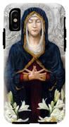 Holy Woman IPhone X Tough Case