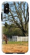 Horse And Hay IPhone X Tough Case