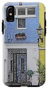 Houses IPhone X Tough Case
