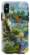 Houses In Auvers IPhone X Tough Case
