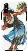Hula Dancer With Uli IPhone X Tough Case