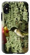 Humming Bird IPhone X / XS Tough Case