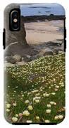 Ice Plants On Moss Beach IPhone X Tough Case
