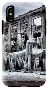 Icy Remains - After The Fire IPhone X Tough Case