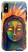Illuminated By Her Own Radiant Self IPhone X Tough Case