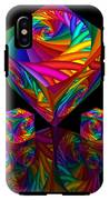 In Different Colors Thrown -8- IPhone X Tough Case