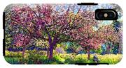In Love With Spring, Blossom Trees IPhone X Tough Case