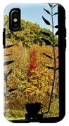 Inside Looking Outside At Fall Splendor IPhone X / XS Tough Case