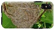 Intricate Nest IPhone X Tough Case