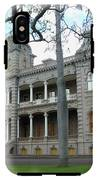 Iolani Palace, Honolulu, Hawaii IPhone X Tough Case