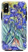 Irises IPhone X Tough Case