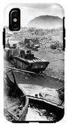 Iwo Jima Beach IPhone X Tough Case